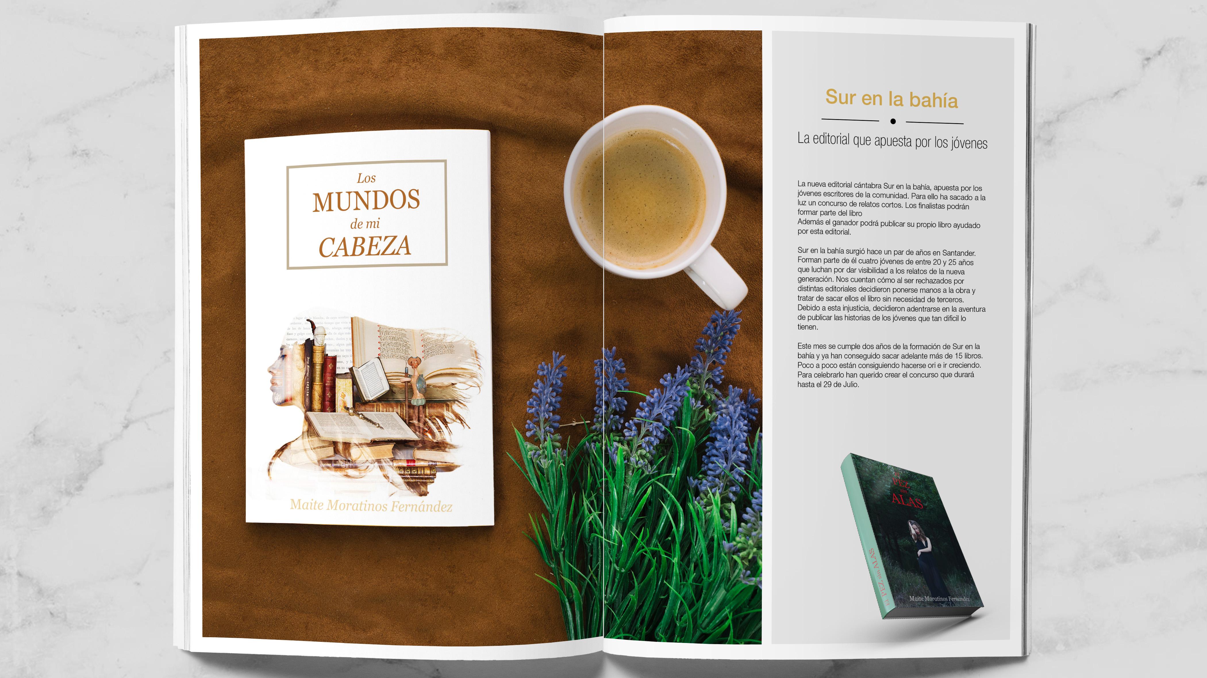 potrfolio diseño grafico portada libro